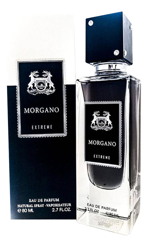 Arabic Perfumes Morgano Extreme: парфюмерная вода 80мл