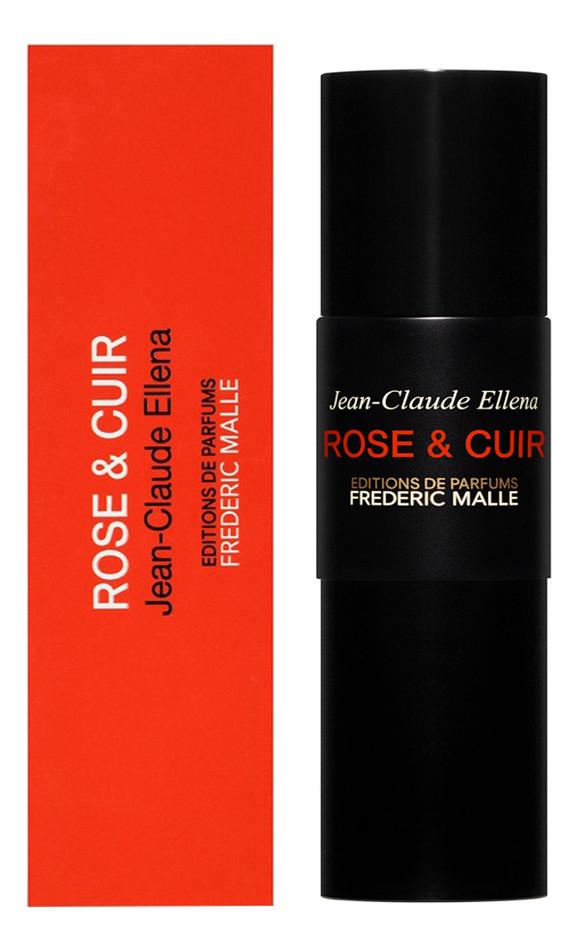 Купить Rose & Cuir: парфюмерная вода 30мл, Rose & Cuir, Frederic Malle