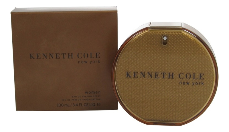 Kenneth Cole New York for women: парфюмерная вода 100мл
