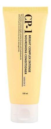Протеиновый кондиционер для волос CP-1 Bright Complex Intense Nourishing Conditioner Version 2.0: Кондиционер 100мл esthetic house шампунь протеиновый cp 1 bright complex intense nourishing version 2 0 100 мл