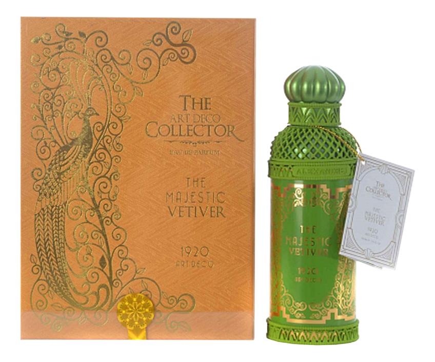 Купить The Majestic Vetiver: парфюмерная вода 100мл, Alexandre J.
