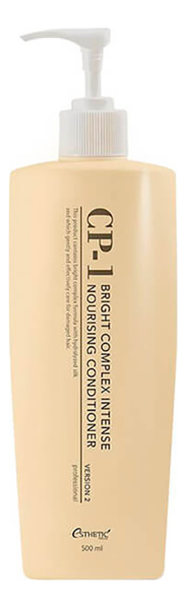 Купить Протеиновый кондиционер для волос CP-1 Bright Complex Intense Nourishing Conditioner Version 2.0: Кондиционер 500мл, Esthetic House