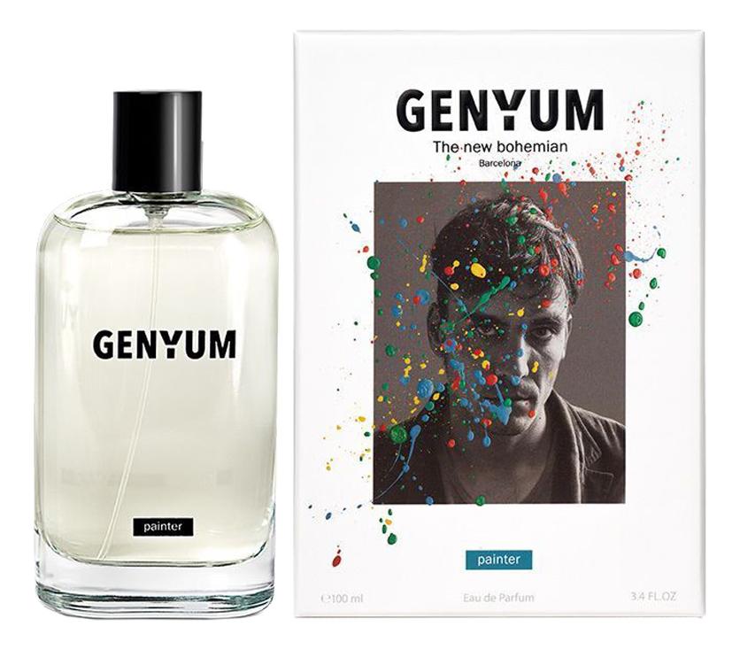 Genyum Painter: парфюмерная вода 100мл