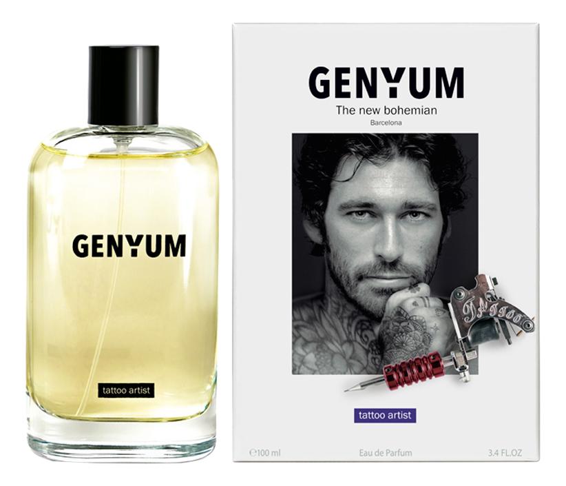 Genyum Tattoo Artist: парфюмерная вода 100мл