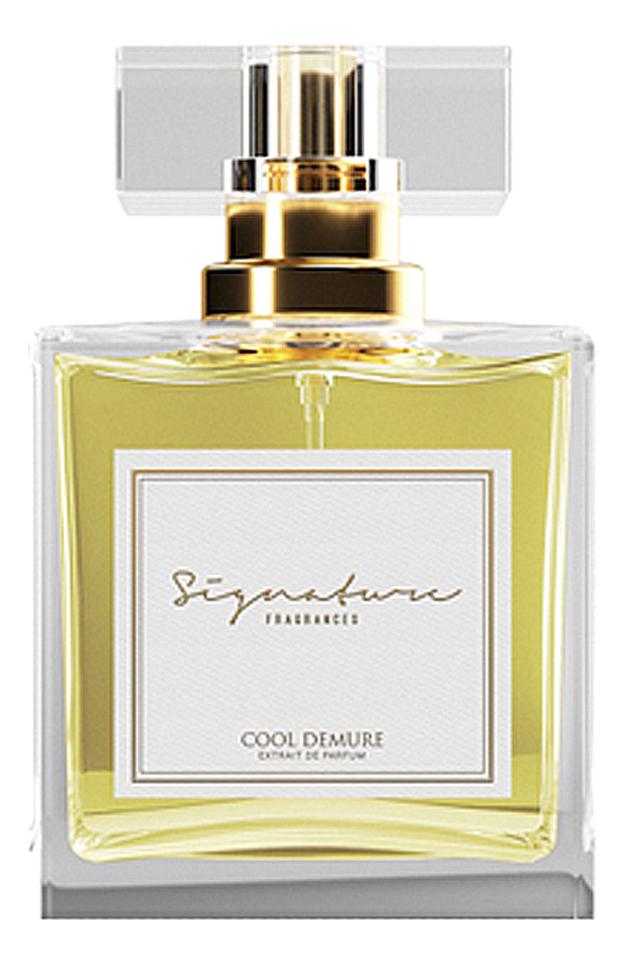 Signature Fragrances Cool Demure: духи 100мл