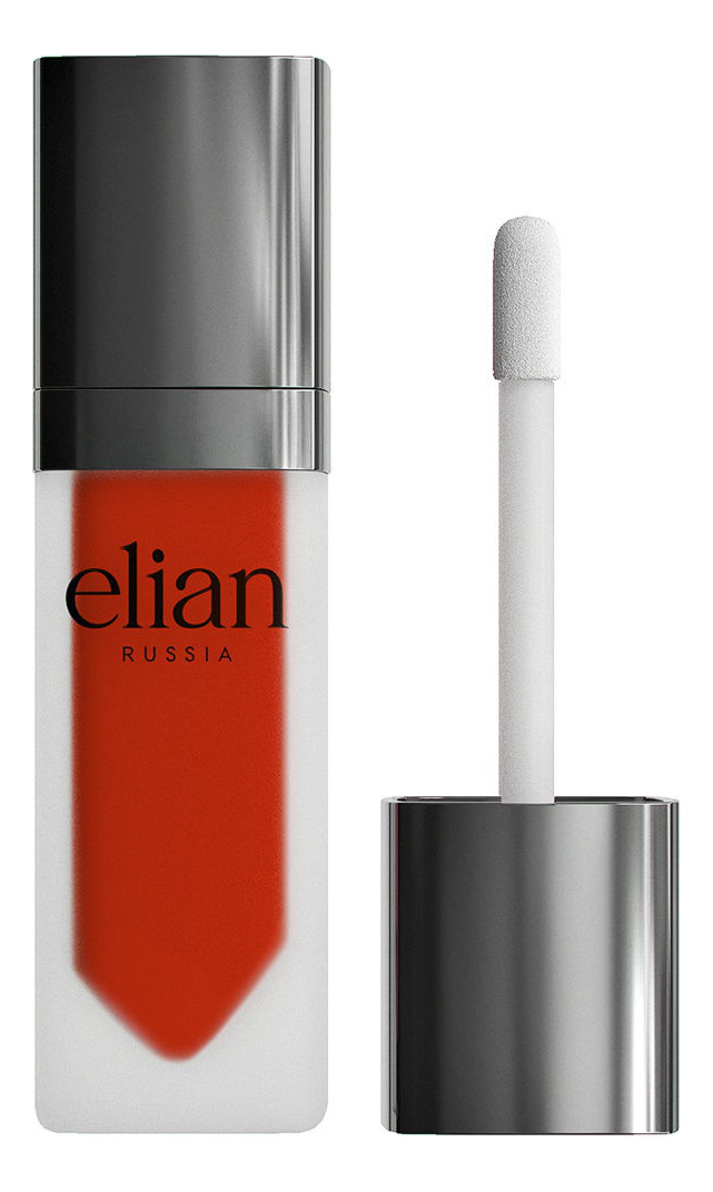 Жидкая матовая помада для губ Superior Matte Liquid Lipstick 5мл: 606 Red And Peace жидкая помада для губ матовая matte fluid lipstick 6мл 08 классически красный