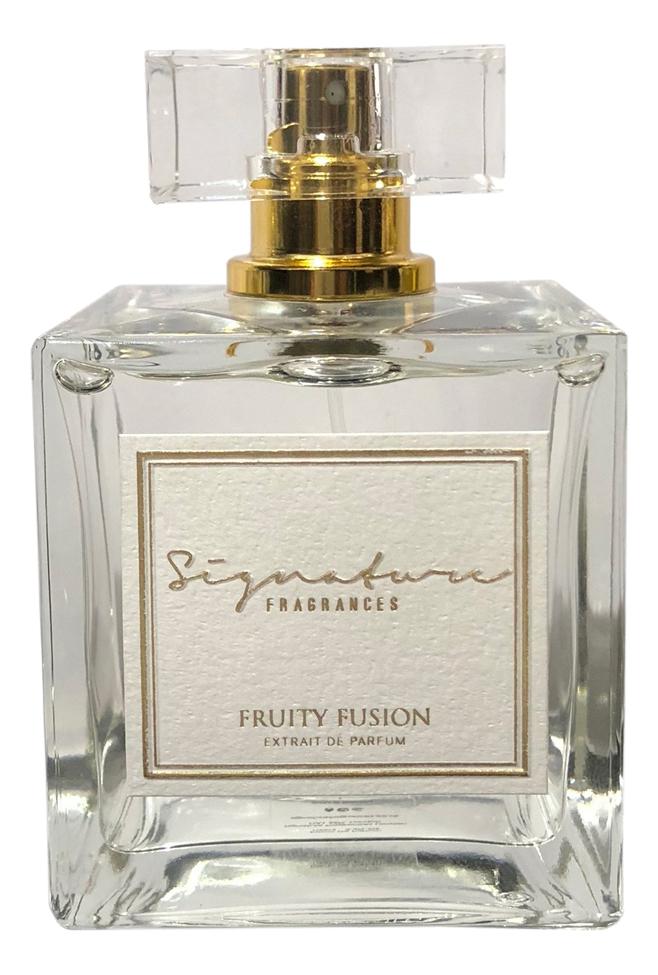 Signature Fragrances Fruity Fusion: духи 100мл