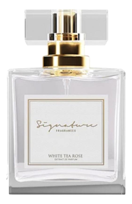 Signature Fragrances White Tea Rose: духи 100мл