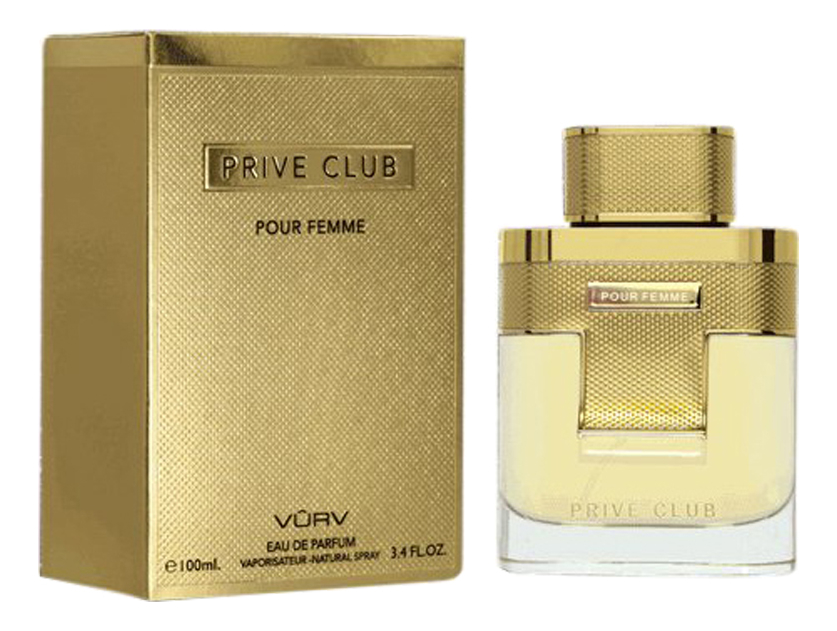 Prive Club Pour Femme: парфюмерная вода 100мл