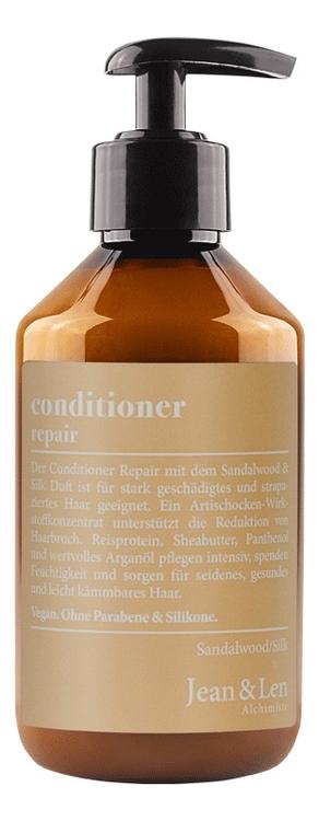 Купить Кондиционер для волос Alchimiste Conditioner Sandalwood & Silk 300мл, Кондиционер для волос Alchimiste Conditioner Sandalwood & Silk 300мл, Jean & Len
