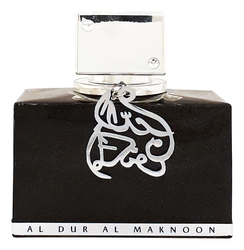 Купить Lattafa Al Dur Al Maknoon Silver: парфюмерная вода 100мл