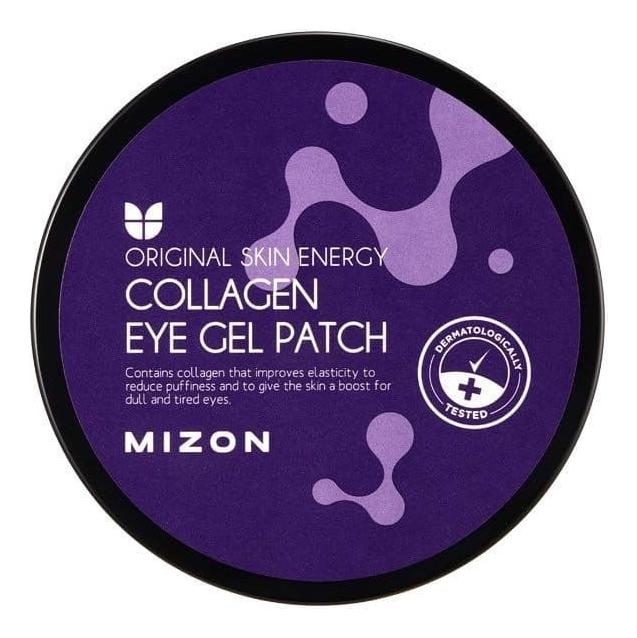 Купить Гидрогелевые патчи для кожи вокруг глаз с коллагеном Collagen Eye Gel Patch 60шт, Mizon
