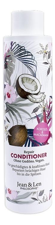 Купить Кондиционер для волос Philosophie Conditioner Repair Kokosol & Macadamia 300мл, Кондиционер для волос Philosophie Conditioner Repair Kokosol & Macadamia 300мл, Jean & Len