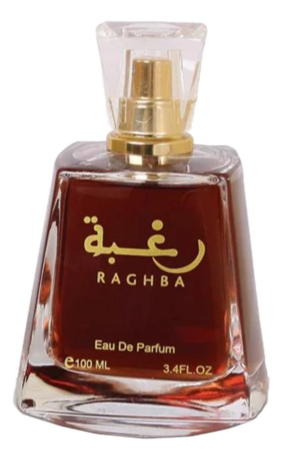 Купить Raghba: парфюмерная вода 100мл, Lattafa