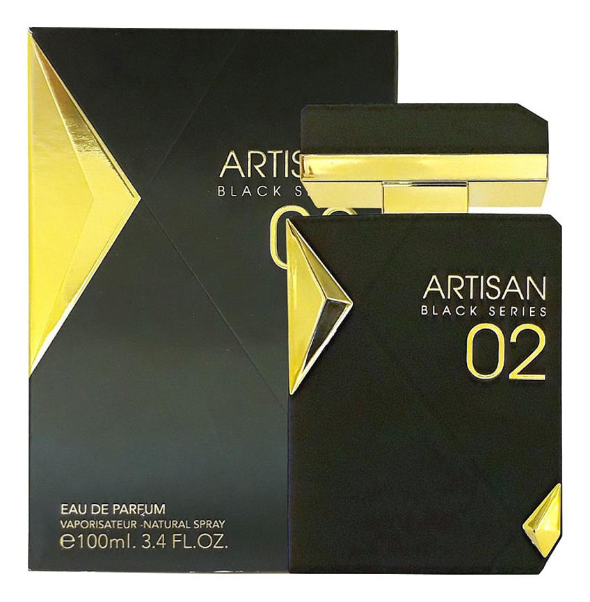 Artisan Black Series 02: парфюмерная вода 100мл