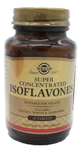 Биодобавка Суперконцентрат изофлавонов Isoflavones 30 таблеток