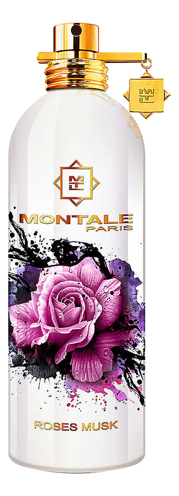 Фото - Montale Roses Musk Limited Edition: парфюмерная вода 100мл тестер armani si passione limited edition 2019 парфюмерная вода 100мл тестер