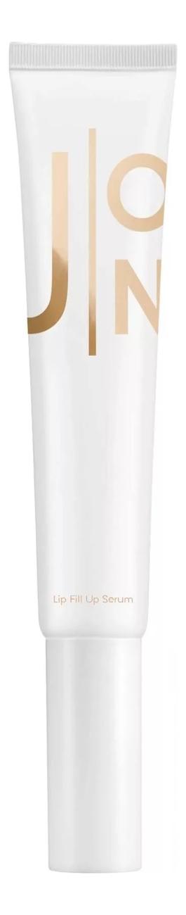 Купить Сыворотка-плампер с эффектом увеличения объема губ Lip Fill Up Serum 10мл, J:ON