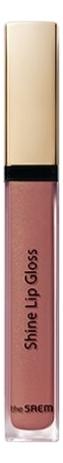 Блеск для губ Eco Soul Shine Lip Gloss 3,4г: BE01 Skin Nude блеск для губ eco soul shine lip gloss 3 4г cr01 coral nectar