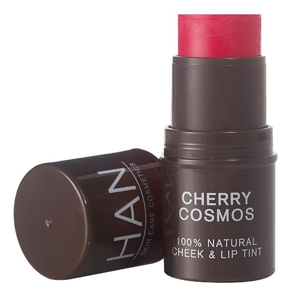 Помада-тинт для губ и щек 100% Natural Cheek & Lip Tint 5,7г: Cherry Cosmos недорого