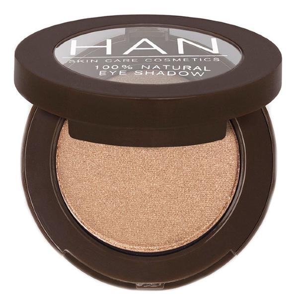 Фото - Тени для век 100% Natural Shadow Eyeshadow 3г: Golden Glow тени для век basic eyeshadow 1 3г 007 warm arms