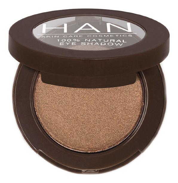 Тени для век 100% Natural Shadow Eyeshadow 3г: Chocolate Bronze