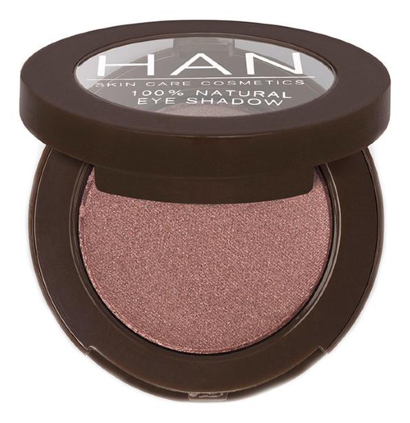 Фото - Тени для век 100% Natural Shadow Eyeshadow 3г: Taupey Plum тени для век basic eyeshadow 1 3г 007 warm arms
