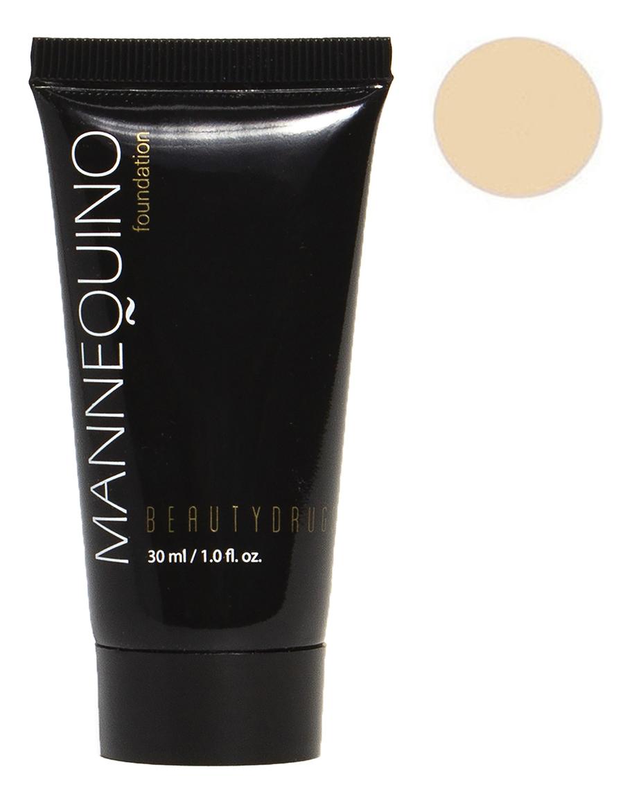 Тональный крем для лица с атласным финишем Mannequin Foundation 30мл: No 1.5 тональный крем с эффектом лифтинга velvet lifting foundation 30мл 15 natural