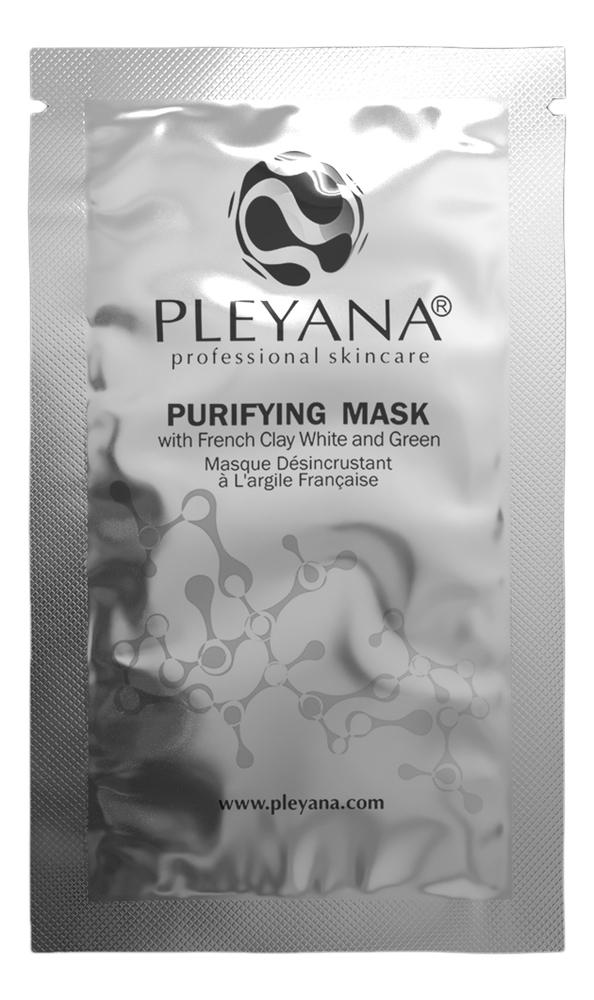 Маска для лица очищающая с французскими глинами Purifying Mask with French Clay: Маска 5мл недорого