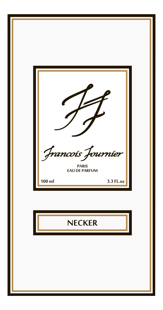 Francois Fournier Necker: парфюмерная вода 100мл