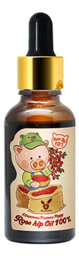 Масло для лица и тела Farmer Piggy Rose Hip Oil 100% 30мл elizavecca farmer piggy argan oil 100% сыворотка для лица с аргановым маслом 30 мл