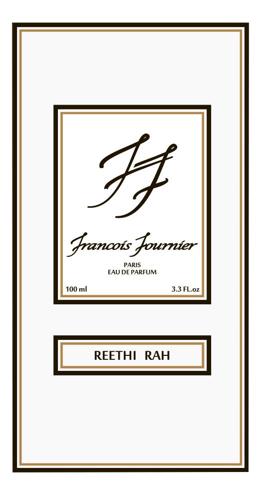 Francois Fournier Reethi Rah: парфюмерная вода 100мл ник картер американский шерлок холмс