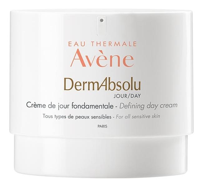 Дневной крем для лица DermAbsolu Creme de Jour Fondamental 40мл, Avene  - Купить
