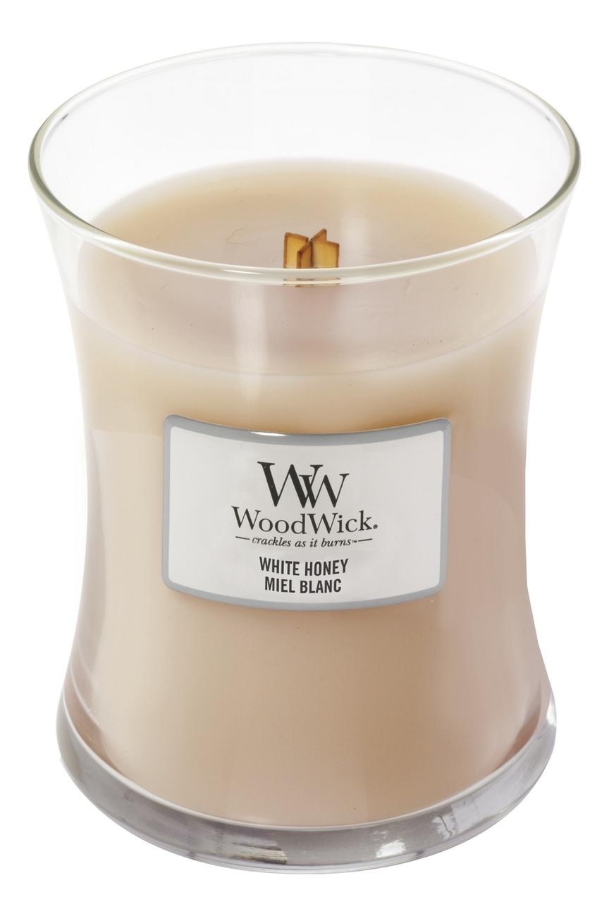 Фото - Ароматическая свеча White Honey: свеча 85г ароматическая свеча vanilla bean свеча 85г