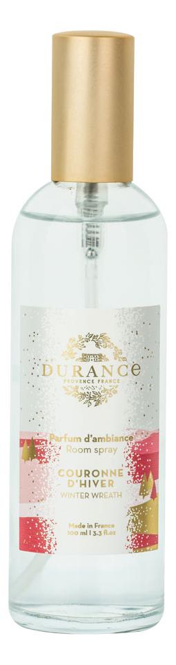 Купить Ароматический спрей для дома Room Spray Winter Wreath 100мл (зимний венок), Durance
