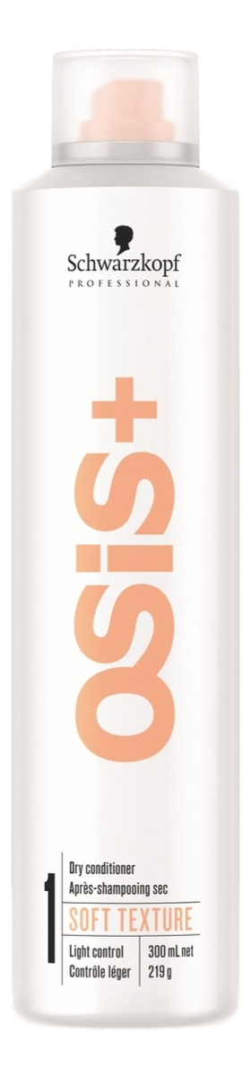 Купить Сухой кондиционер для волос Osis+ Soft Texture Dry Conditioner 300мл, Schwarzkopf Professional