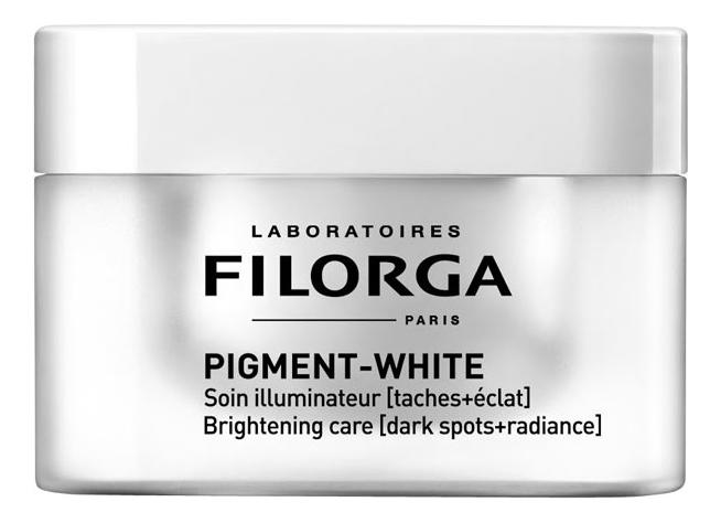 Осветляющий выравнивающий крем Pigment-White Brightening Care 50мл