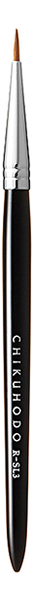 Кисть для нанесения подводки Eye Liner Brush R-SL3 (колонок) недорого