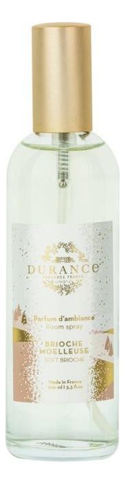 Купить Ароматический спрей для дома Room Spray Soft Brioche 100мл (парижская бриошь), Durance