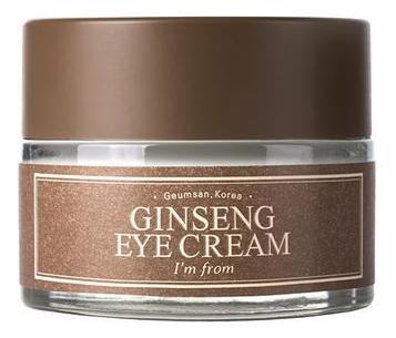 Купить Крем для области вокруг глаз с экстрактом женьшеня Ginseng Eye Cream 30мл, I'm From