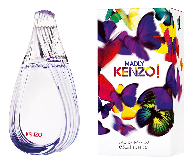 Madly!: парфюмерная вода 50мл, Kenzo  - Купить