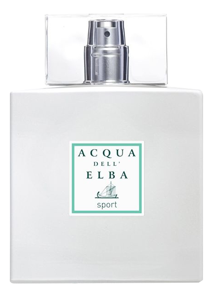 Acqua Dell Elba Sport: парфюмерная вода 100мл alessandro dell acqua woman in rose туалетная вода 100мл