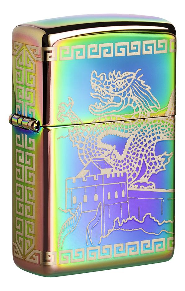 Зажигалка Classic Multi Color 49045