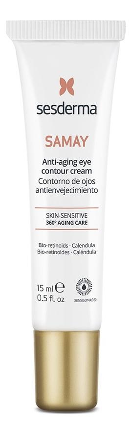 Купить Крем антивозрастной для кожи вокруг глаз Samay Contorno de Ojos 15мл, Sesderma