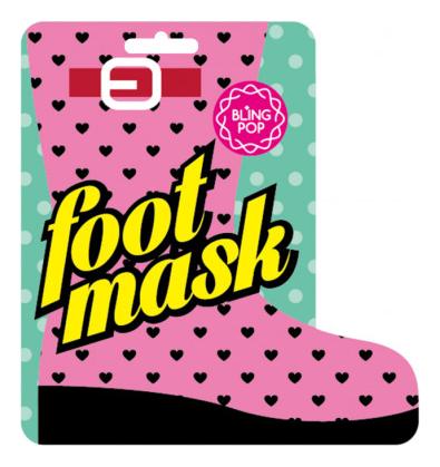 Маска для ног с маслом ши Foot Mask 18г