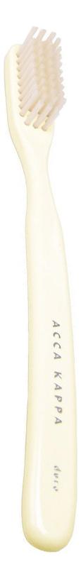 Зубная щетка из нейлоновой щетины Vintage Toothbrush Soft Nylon White 21J5803AV