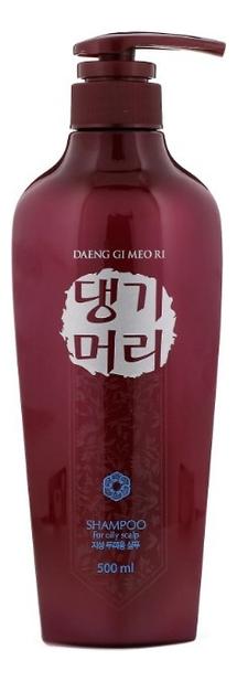 Шампунь для жирной кожи головы Shampoo For Oily Scalp Hair: Шампунь 500мл недорого