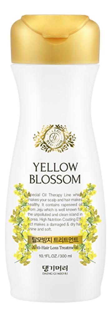 Кондиционер от выпадения волос Yellow Blossom Anti-Hair Loss Treatment: Кондиционер 300мл ducray неоптид лосьон от выпадения волос для мужчин 100 мл