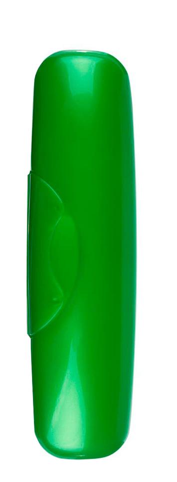 Футляр для зубной щетки Scuba Toothbrush (зеленый) держатель для зубной щетки ototo knight