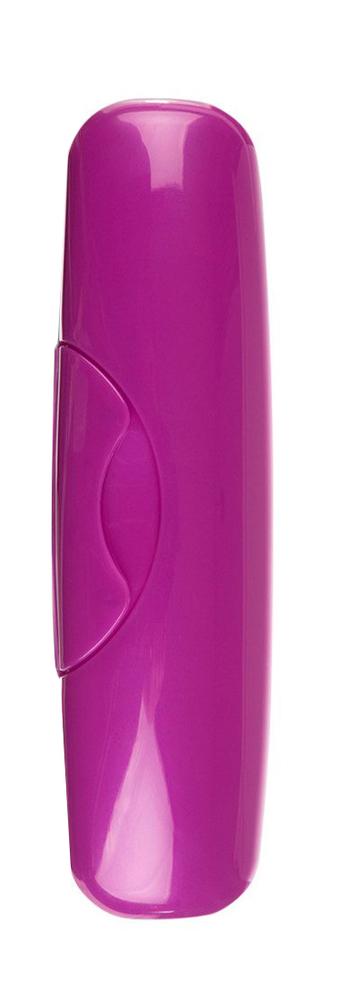 Футляр для зубной щетки Scuba Toothbrush (фиолетовый) держатель для зубной щетки ototo knight